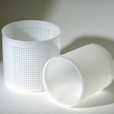 Zylindrische Käseformen Ø 18 cm