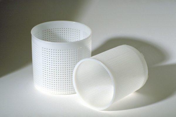Zylindrische Käseformen Ø 14 cm