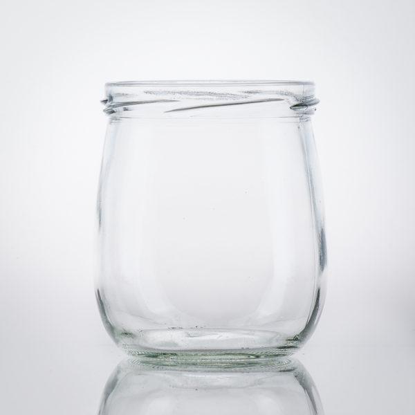 Konservenglas bauchig