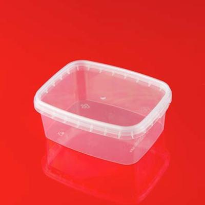 Kunststoffbecher mit Deckel 250 ml