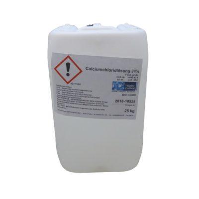 Calciumchlorid flüssig 25 kg