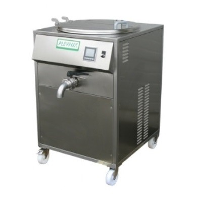 Pasteurisator mit Kühlung