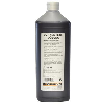 Schalmtestlösung 1000 ml
