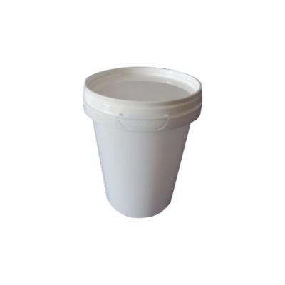 Kunststoffbecher mit Deckel 520 ml