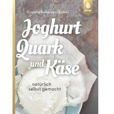 Joghurt Quark und Käse Buch