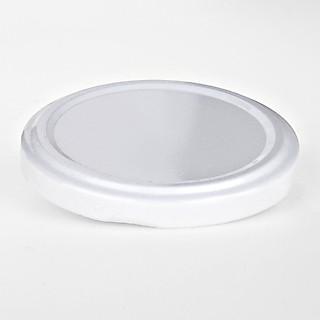 Verschluss TO70 weiß für 500 ml Joghurtglas