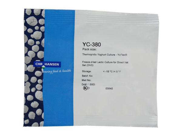 Hansen YC 380 Joghurtkultur