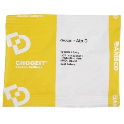 Choozit Alp D Käsekultur Box