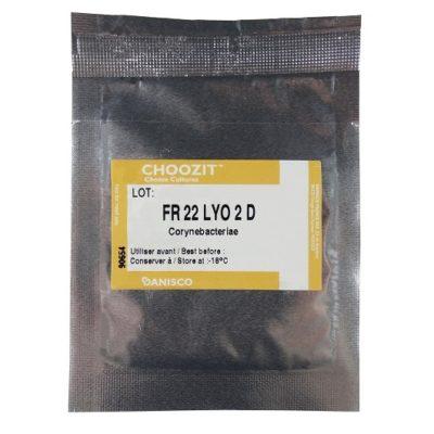 Choozit FR 22 Käsekultur
