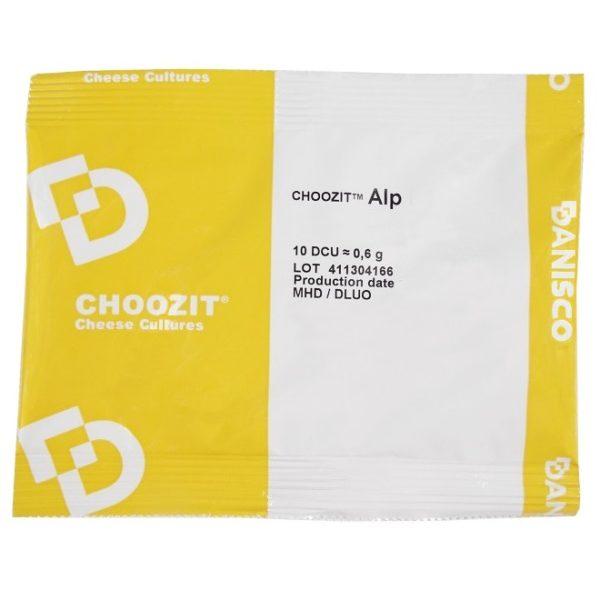 Choozit Alp Box Käsekultur