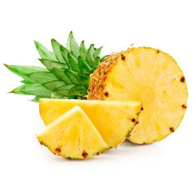 Fruchtzubereitung für Joghurt Ananas