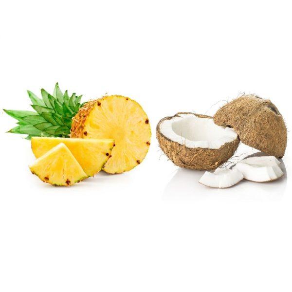 Fruchtzubereitung für Joghurt Ananas Kokos