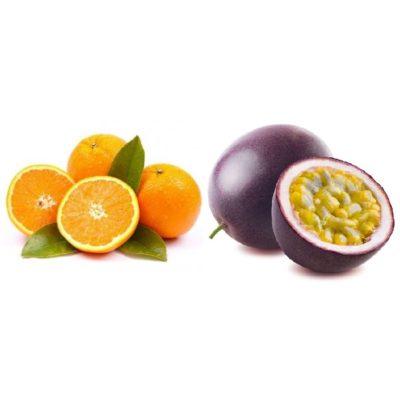 Fruchtzubereitung Orange Maracuja für Molke