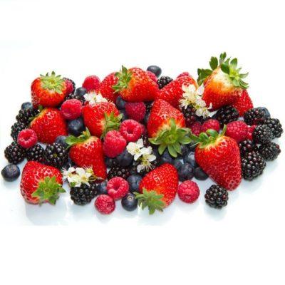 Fruchtzubereitung für Joghurt Waldfrucht
