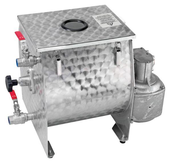 Buttermaschine elecrem mit Knetautomatik