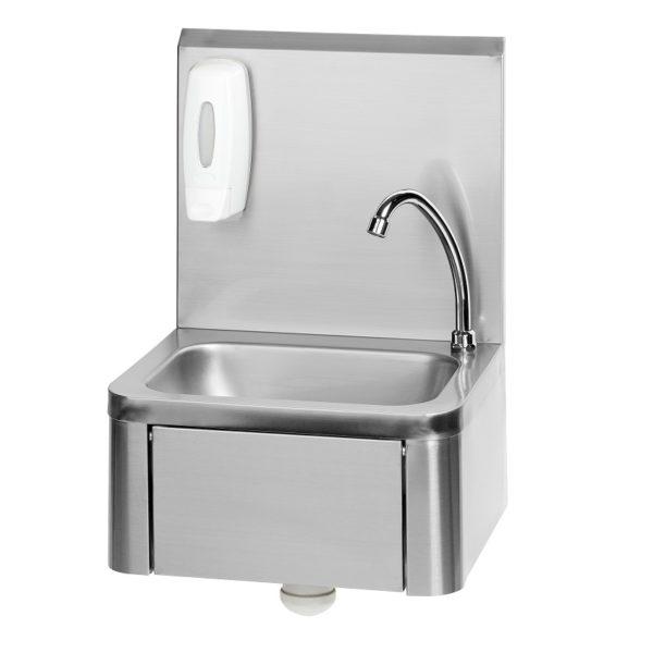 Handwaschbecken mit Kniebedienung Modell Kevin