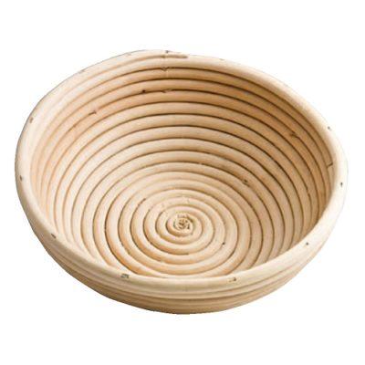Brotform Peddigrohr rund