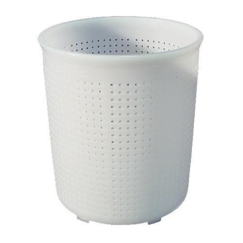 Zylindrische Käseform ohne Deckel