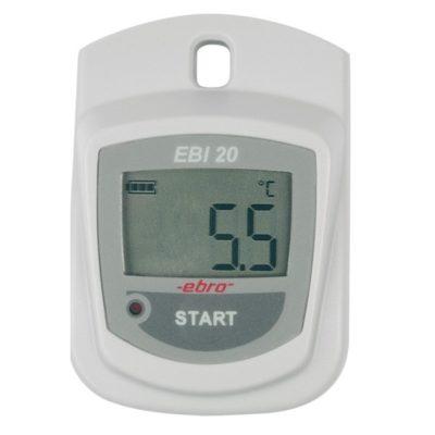 Temperatur und Feuchtelogger EBI