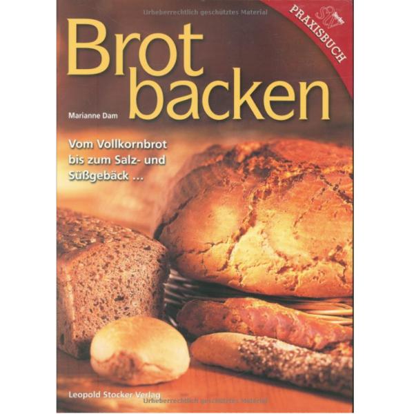 Buch Brot backen