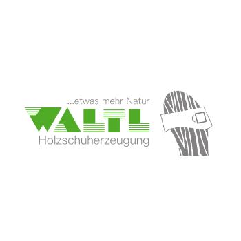 Waltl Clog Logo