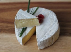 Traditioneller Camembert