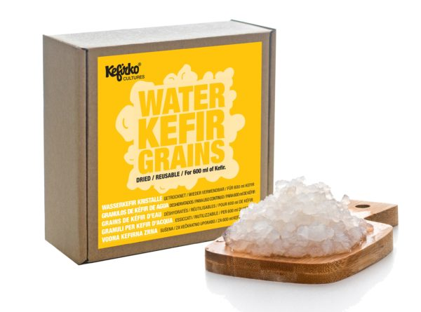 Wasserkefir Granulat vegan