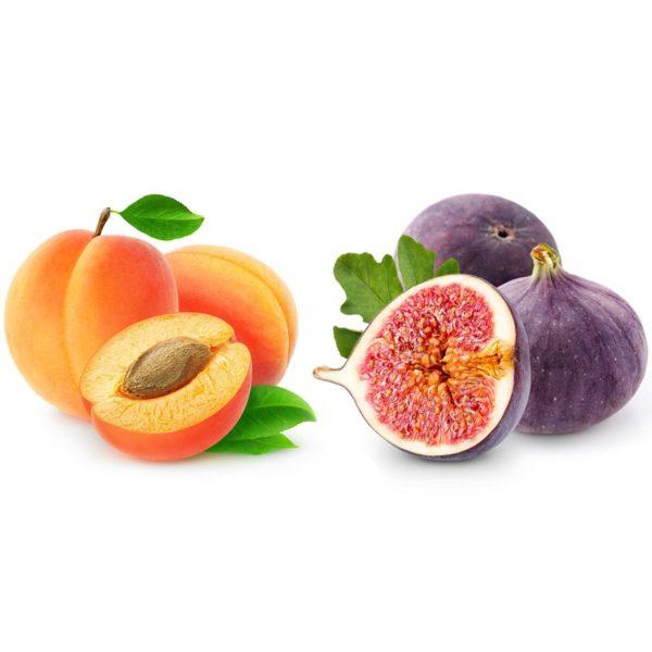 Fruchtzubereitung für Joghurt Marille Feige