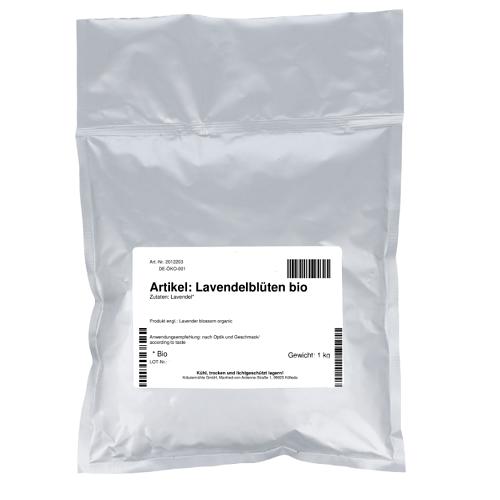 Bio Lavendelblüten 1 kg