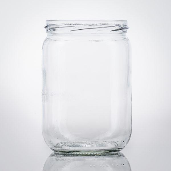 Familienglas Konversenglas 550 ml TO82