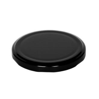 Verschluss TO82 für Ölhaltiges Füllgut schwarz