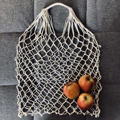 Einkaufsnetz Natur extra weich