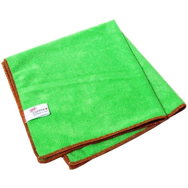 Mikrofasertuch Copper grün