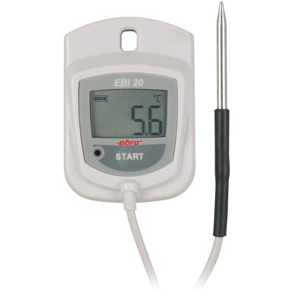 Temperaturlogger EBI 20