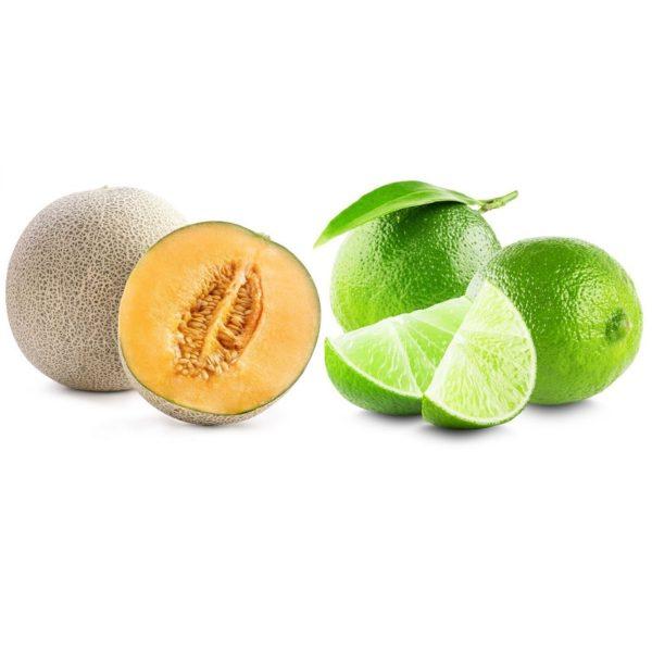 Fruchtzubereitung Honigmelone Limette
