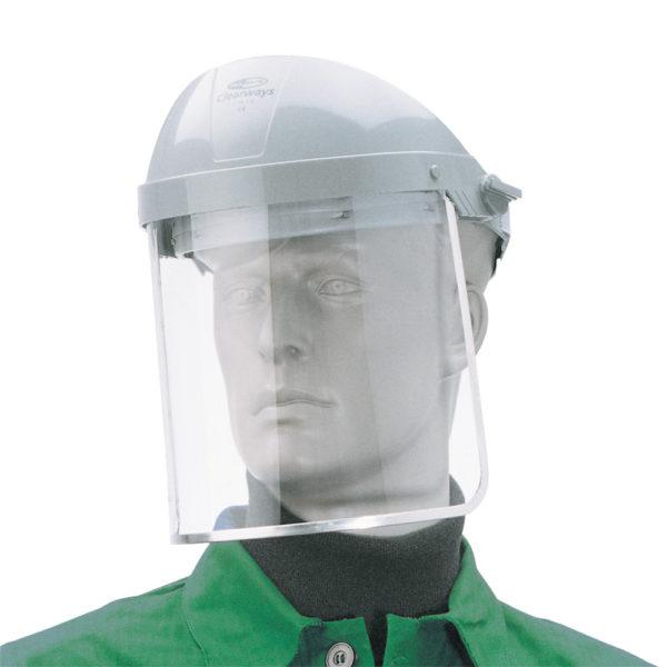 Gesichtsschutz mit Helm