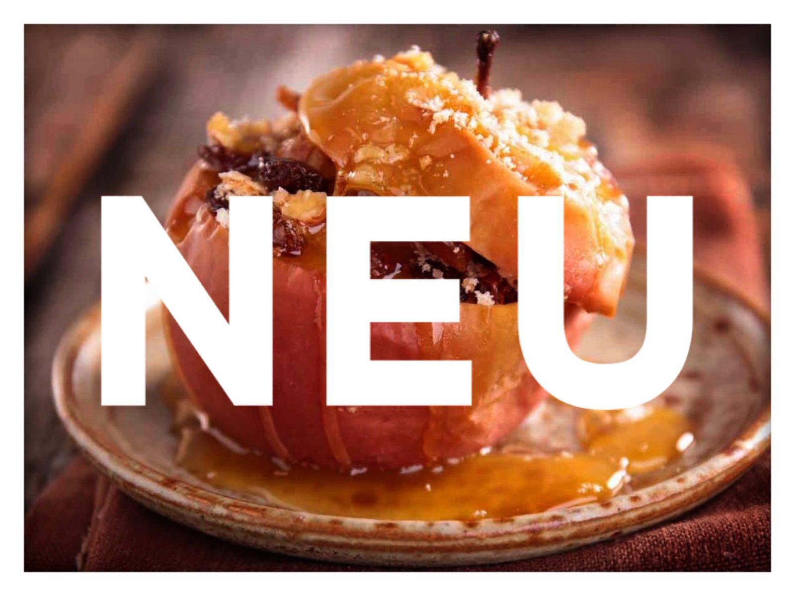 BIO Bratapfel Fruchtzubereitung